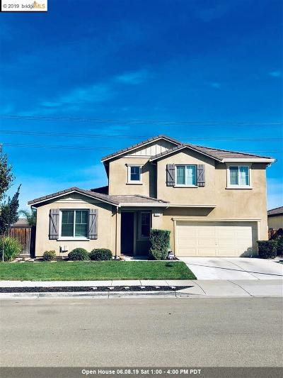 Oakley CA Single Family Home For Sale: $539,000
