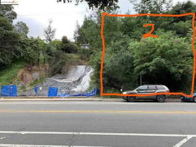 Oakland Residential Lots & Land For Sale: 5035 Macarthur Blvd