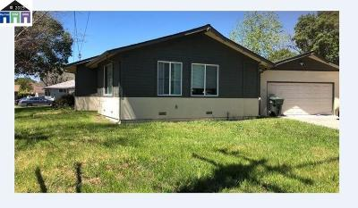 Pleasant Hill Single Family Home For Sale: 744 Harvard