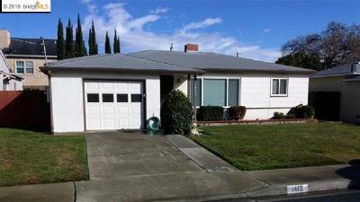 Antioch Single Family Home Active-Short Sale