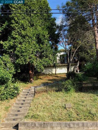 San Pablo Single Family Home For Sale: 2620 Vale Rd