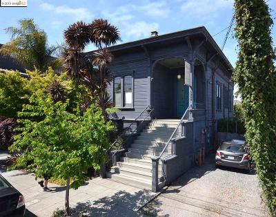 Berkeley Single Family Home For Sale: 1808 5th St
