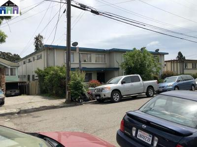 Oakland Multi Family Home New: 2022 36th Avenue
