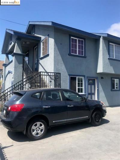 Oakland Multi Family Home New: 1171 72nd Ave