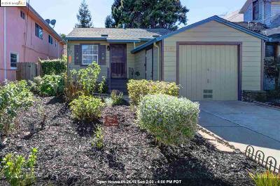 Oakland Single Family Home New: 3257 Georgia Street