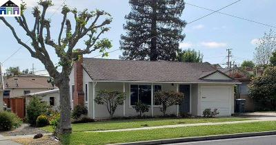 El Cerrito Single Family Home For Sale: 715 Clayton Avenue
