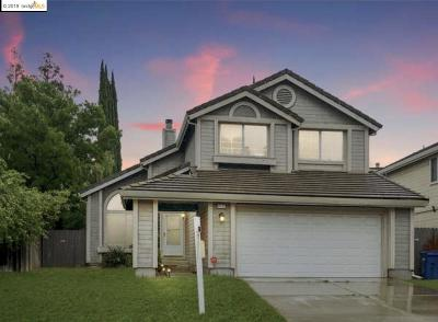 Contra Costa County Single Family Home Back On Market: 4132 Folsom Dr