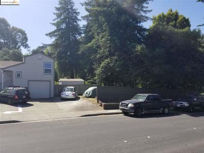 Pinole Multi Family Home For Sale: 655 San Pablo Avenue