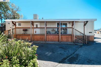 Castro Valley Mobile Home For Sale: 3875 Castro Valley Blvd