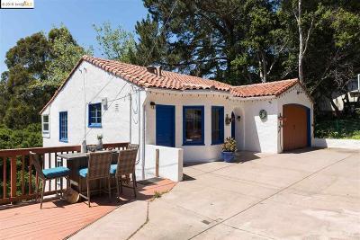 Oakland Single Family Home New: 6067 Aspinwall Rd
