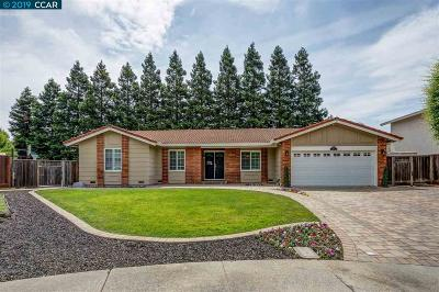 San Ramon Single Family Home New: 3877 Aragon Ln