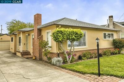 Richmond Single Family Home For Sale: 616 38th St