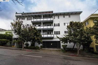 Oakland Condo/Townhouse New: 3768 Harrison St #208