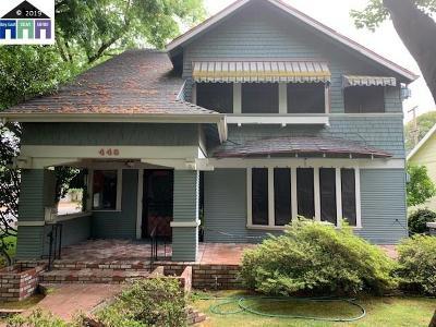 Modesto Single Family Home New: 446 Olive Ave