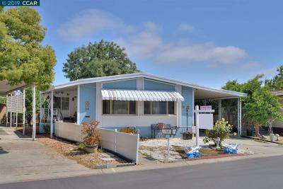 Antioch Mobile Home For Sale: 108 Diana Way