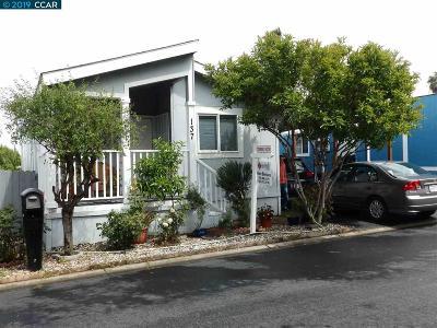 Pittsburg Mobile Home For Sale: 137 Klamath