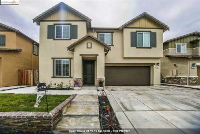Oakley Single Family Home New: 245 Amberwind Cir