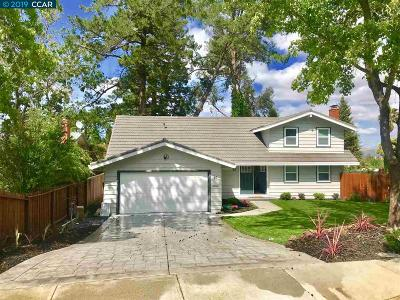 Pleasant Hill Single Family Home Price Change: 10 Greyfell Pl