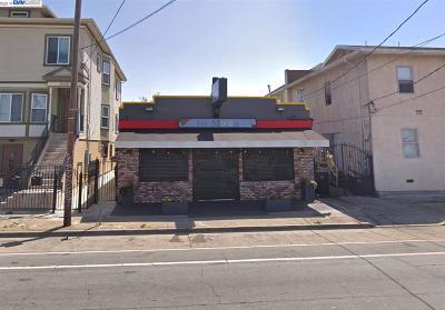 Oakland Commercial New: 3112 Market St
