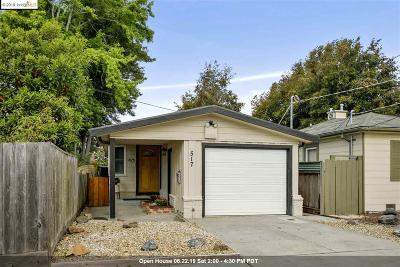 Richmond Single Family Home For Sale: 517 29th St
