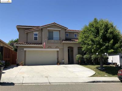 Pittsburg Single Family Home New: 1135 Santa Lucia Dr