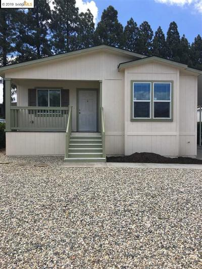 Pittsburg Mobile Home For Sale: 216 Maui