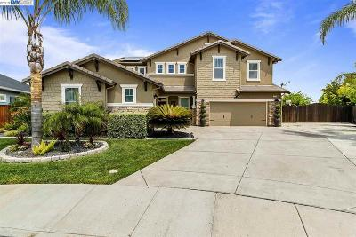Tracy Single Family Home Back On Market: 1715 Lahola Ct