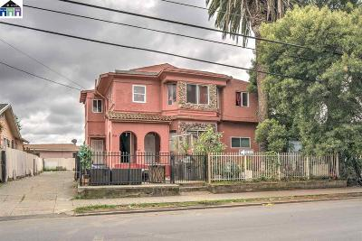 Oakland Single Family Home New: 1932 Seminary Avenue