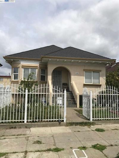 Oakland Single Family Home For Sale: 1445 89th Ave