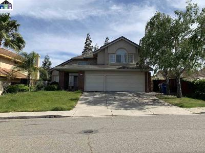 Antioch Single Family Home For Sale: 4413 Belvedere Way