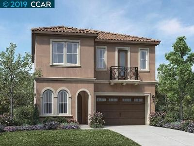 San Ramon CA Single Family Home New: $1,523,995