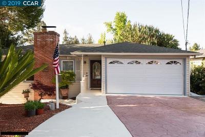 Hayward Single Family Home New: 24172 Zorro Ct