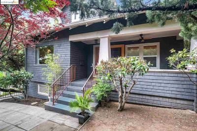 Oakland Single Family Home New: 1703 16th Ave