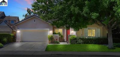 Tracy Single Family Home For Sale: 1630 Eastlake Cir