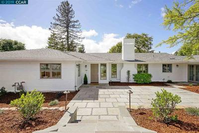Orinda Single Family Home For Sale: 18 Via Hermosa