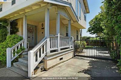 Oakland Single Family Home Price Change: 2624 55th Ave