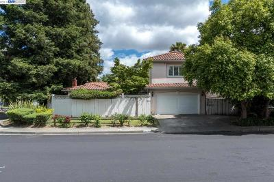 Pleasanton Single Family Home New: 5504 Corte Sierra