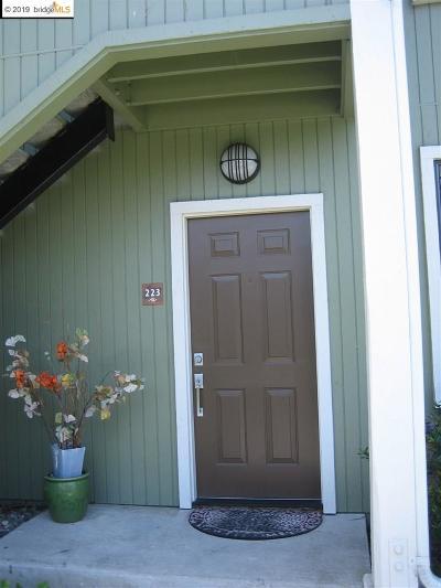 Richmond Condo/Townhouse For Sale: 223 Schooner Ct
