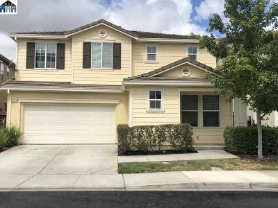 Pittsburg Single Family Home Pending Show For Backups: 1054 Bending Willow Way