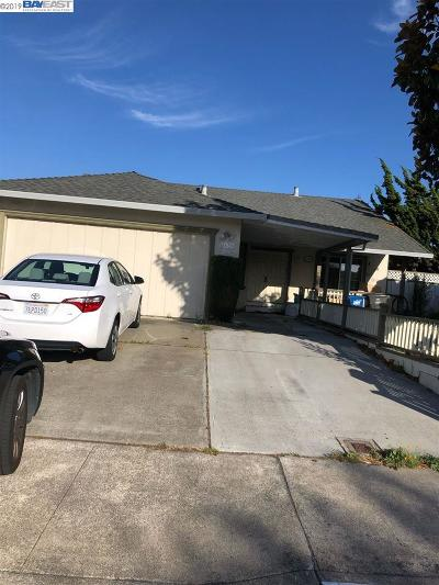 Union City Single Family Home For Sale: 4620 Delores Dr