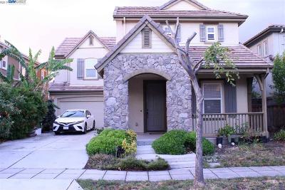 Mountain House Single Family Home Price Change: 463 W Bonaventure Ave