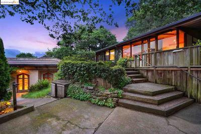 Berkeley Single Family Home For Sale: 1044 Siler Pl