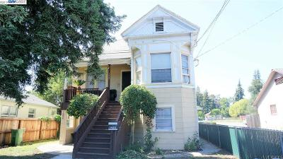 Hayward Multi Family Home For Sale: 1424 C Street
