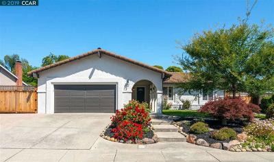 San Ramon Single Family Home For Sale: 3025 Newport Ave