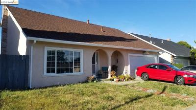 Pittsburg Single Family Home For Sale: 1549 Woodland Dr