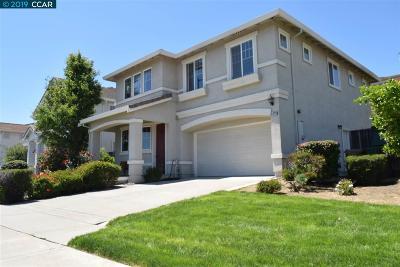 Martinez Single Family Home For Sale: 4424 Actriz Pl