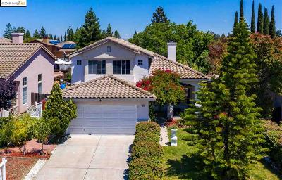Antioch Single Family Home For Sale: 4972 Kushner Way