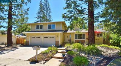 San Ramon Single Family Home For Sale: 25 Corey Ct