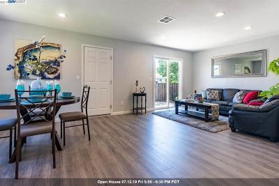 Union City Single Family Home Price Change: 33725 5th St