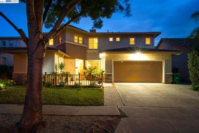 Hayward Single Family Home Price Change: 317 Arrowhead Way